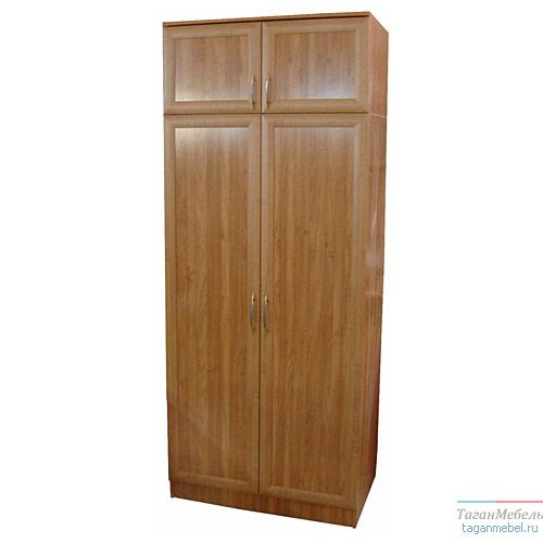 Шкаф двустворчатый (накладка)