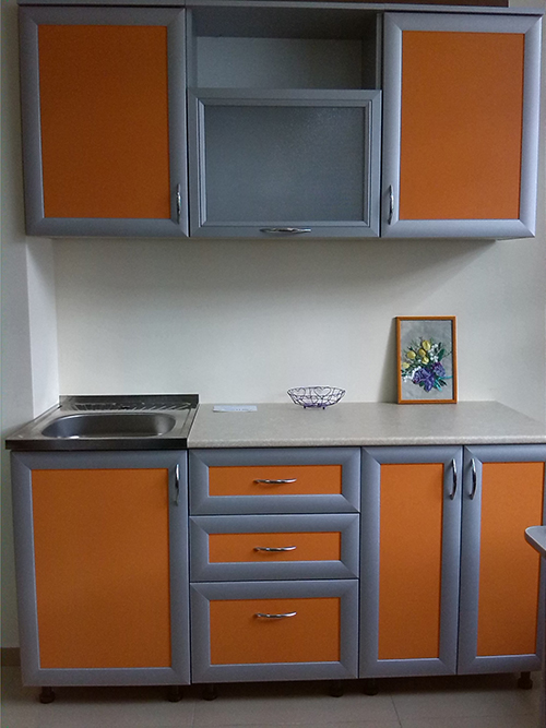 Кухня 1.6 метра ЛДСП