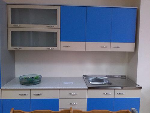 Кухня 2 метра ЛДСП