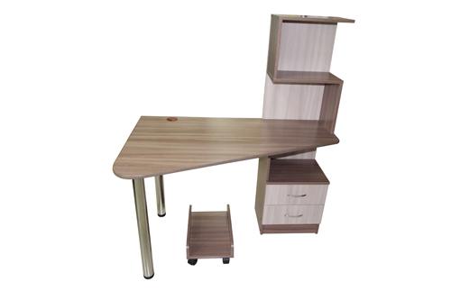 """Угловой компьютерный стол """"Мадрид"""""""
