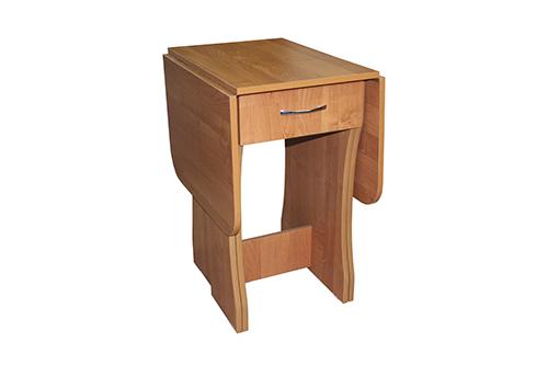 Стол раскладной с ящиком